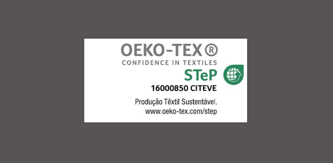 Certificação STeP by OEKO-TEX®