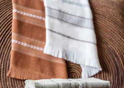 'Mediterranean' towels