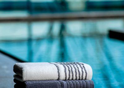 Europa jacquard towels II