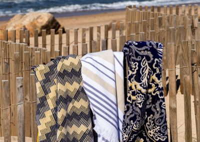 Jacquard beach towels III