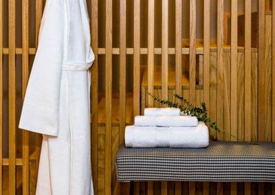 Honeycomb spa set