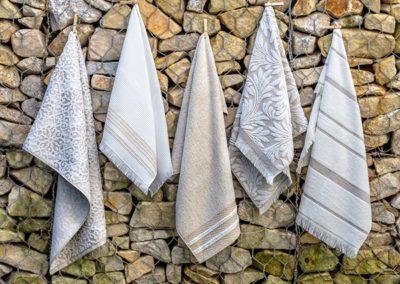 Cotton Linen towels II