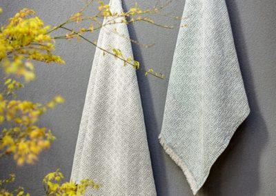 Vintage inspired, howeycombs towels