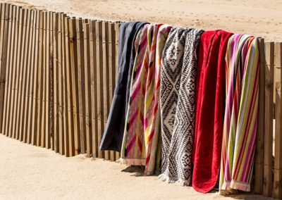 Jacquard beach towels II